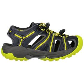 CMP Campagnolo Aquarii Chaussures de randonnée Enfant, antracite-cedro